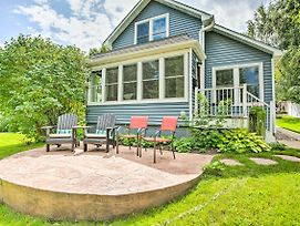 Charming Home W/ Patio, Next To Lake Waconia! photos Exterior