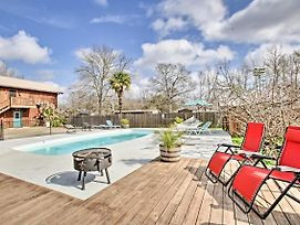 New-Waterfront Breaux Bridge Home W/ Private Pool! photos Exterior