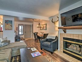New-Cozy Steamboat Condo -1 Mi. From The Chairlift photos Exterior