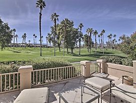 Palm Desert Townhome W/Golf Course & Mtn View photos Exterior