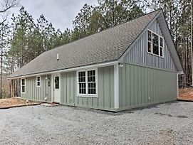 Peaceful Family Cabin On 10 Acres With Game Room! photos Exterior