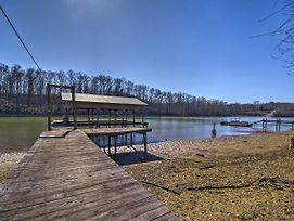 The Brim House' On Lakefront W/Boat Dock! photos Exterior