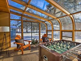 Houghton Lake House - Directly On Waterfront! photos Exterior