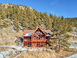 Jefferson Cabin W/ Mtn Views In Natl Forest! photos Exterior