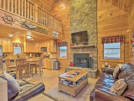 Forest Lake Cabin' - Walk To Fingerlake! photos Exterior