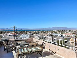 Lake Havasu City Home W/Rooftop Patio & Views photos Exterior