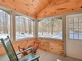 North Conway Home W/ Sunroom-Near Saco River! photos Exterior