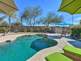 Gorgeous Goodyear Home W/ Pool & Hot Tub! photos Exterior