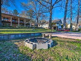 Hot Springs Home On Lake Hamilton Waterfront photos Exterior