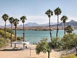 Mtn-View Lake Havasu Home W/ Boat Dock & Pool photos Exterior