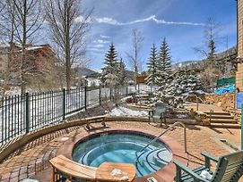 Cozy Ski-In/Ski-Out Winter Park Resort Condo! photos Exterior