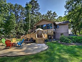 Waterfront Midway Home W/Sunroom & Large Yard photos Exterior