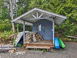 Pnw Shelton Home W/Kayaks, Grill & Pvt. Beach photos Exterior