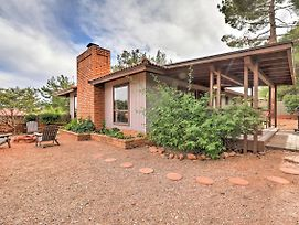Modern W. Sedona Home W/ Patio+Red Rock Views photos Exterior