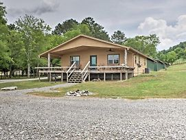 Guntersville Cabin W/ Views - Walk To Lake! photos Exterior