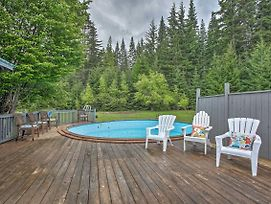 Spacious Cle Elum Retreat W/Yard, Pool & Spa! photos Exterior