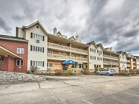 Lincoln Resort Condo 3 Mins To Loon Mountain! photos Exterior