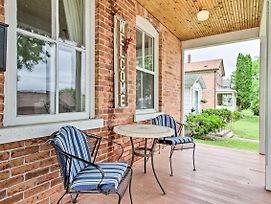 Historic Wabasha Home W/ Patio, In Downtown! photos Exterior
