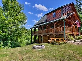 Cabin W/Hot Tub, Fire Pit - 6 Mi To Dollywood photos Exterior
