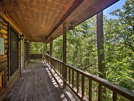 Eureka Springs Studio With Deck, Views And Bbq! photos Exterior