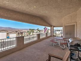 House W/Grill, Balcony & Views Of Lake Havasu photos Exterior