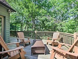 Wintergreen Resort Home W/ Golf Course View! photos Exterior