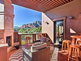 West Sedona House W/ Furnished Patio & Views! photos Exterior
