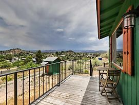 Rimrock Cabin W/ Hot Tub - 22 Mi. To Sedona! photos Exterior
