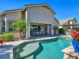 Family Home W/Pvt Pool On Legacy Golf Course! photos Exterior