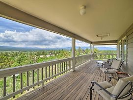Lovely Mtn-View Home 6 Mi. To Pagosa Springs! photos Exterior