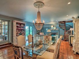 Stunning Stockton Home By The Delaware River! photos Exterior