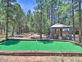 New-Show Low Home W/ Hot Tub, Putting Green+Gazebo photos Exterior