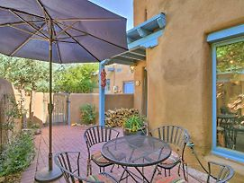 New-Townhome W/Private Patio, Walk To Canyon Road! photos Exterior