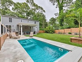 Southampton House W/Yard & Pool, Near Harbor! photos Exterior