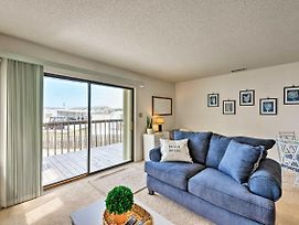 Emerald Isle Condo W/ Pool And Ocean Views! photos Exterior