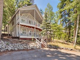 Forest Home W/Decks 3 Miles To Ski Cloudcroft photos Exterior