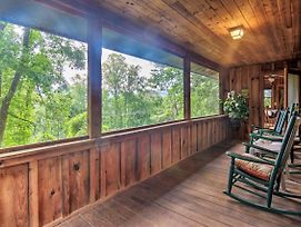 Bryson City Cabin W/Mtn View ~4 Mi To Rafting photos Exterior
