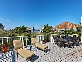 Westhampton Beach Home W/ Deck + Ocean Views! photos Exterior