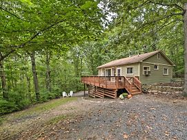 Secluded Luray Cabin With Bbq, 11Mi To Caverns! photos Exterior