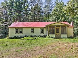 Rustic Bradford Cottage, 14Mi To Sunapee Mtn! photos Exterior