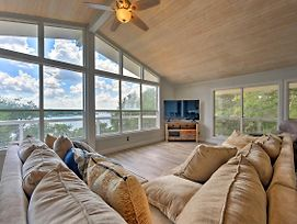 Family Home W/ Boat Dock On Brownwood Lake! photos Exterior