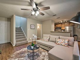 College Station Townhome 1.4 Mi To Kyle Field photos Exterior