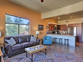 Remodeled West Sedona Loft With Private Balcony! photos Exterior