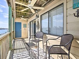 North Padre Island Condo With Pool And Boat Slip! photos Exterior