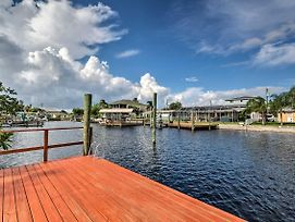 Canalfront Hudson Home W/Private Dock & Yard! photos Exterior