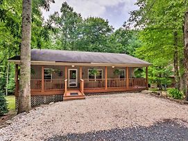Cozy Home With Deck By Beech Mountain Skiing And Golf! photos Exterior
