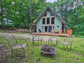 Charming Cabin In North Conway Near 4 Ski Resorts! photos Exterior