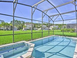 Resort Home W/Private Pool-14.2 Mi To Disney! photos Exterior