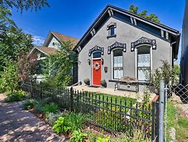 Hip Denver Home W/Pvt. Yard In Heart Of Rino! photos Exterior