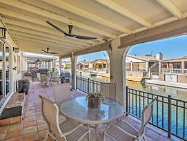 Waterfront Home In Parker W/Mtn Views & Dock! photos Exterior
